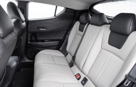 Achterbank van de Nieuwe-Toyota-C-HR