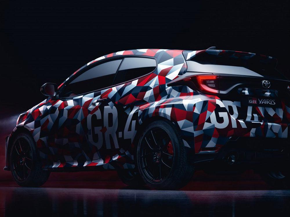 het beest de Toyota-GR-Yaris