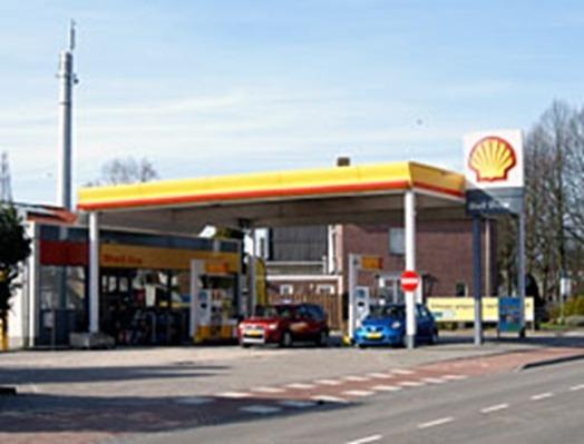 shell station Andreae Zevenbergen