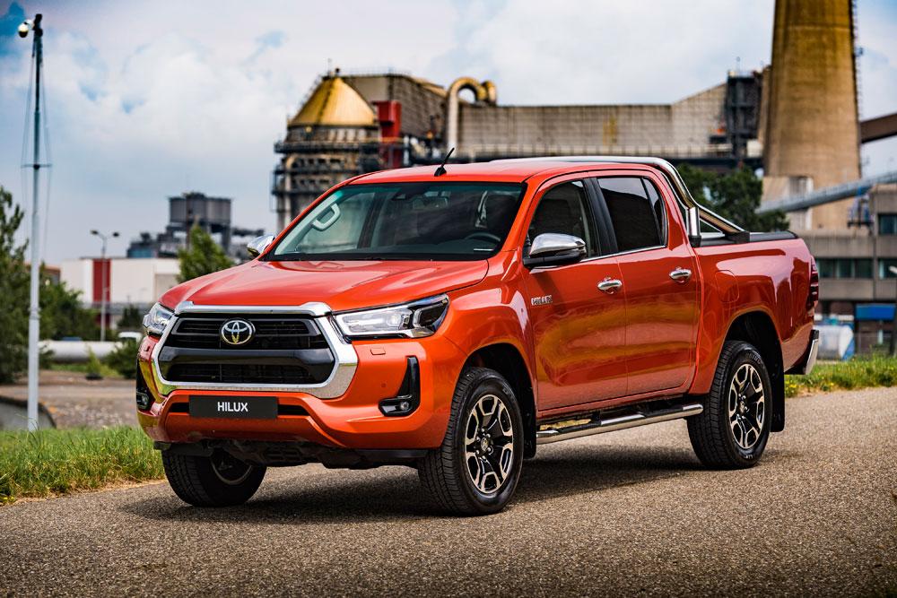 Toyota Hilux heeft een prijs